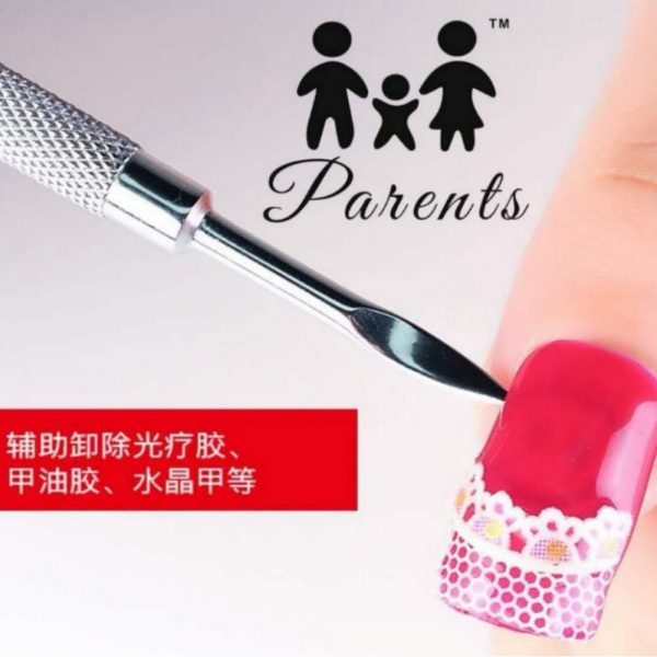 Parents Professional Nail Steel Push Knife