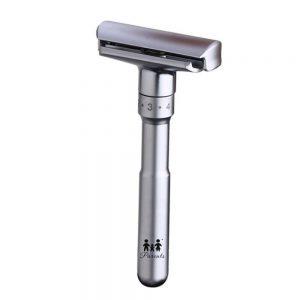 Zinc alloy shaver