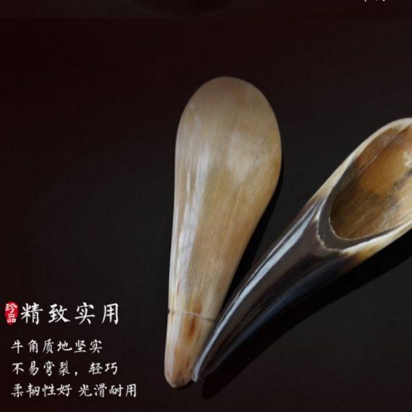 Parents Natural Horn Scraping